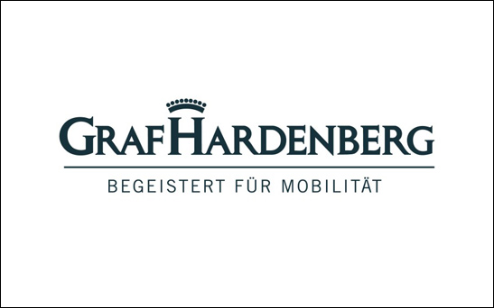 Graf Hardenberg Logo - Kunde von STEP Advertainment