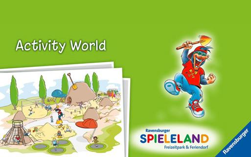Werbung Freizeitpark Ravensburger Spieleland - Kunde von STEP Advertainment